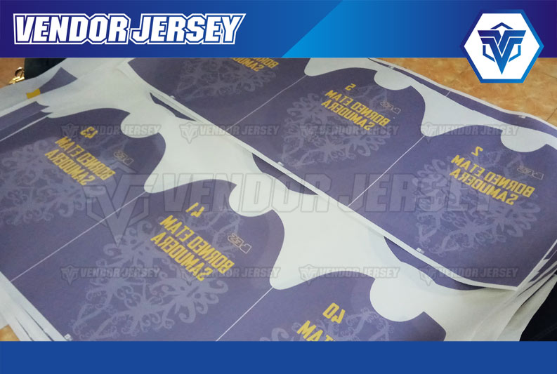 Bikin Kostum Futsal Printing Di Purwokerto Harga Paling Murah