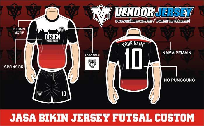 Buat Jersey Futsal Printing Di Purwokerto Gratis Desain Terbaru