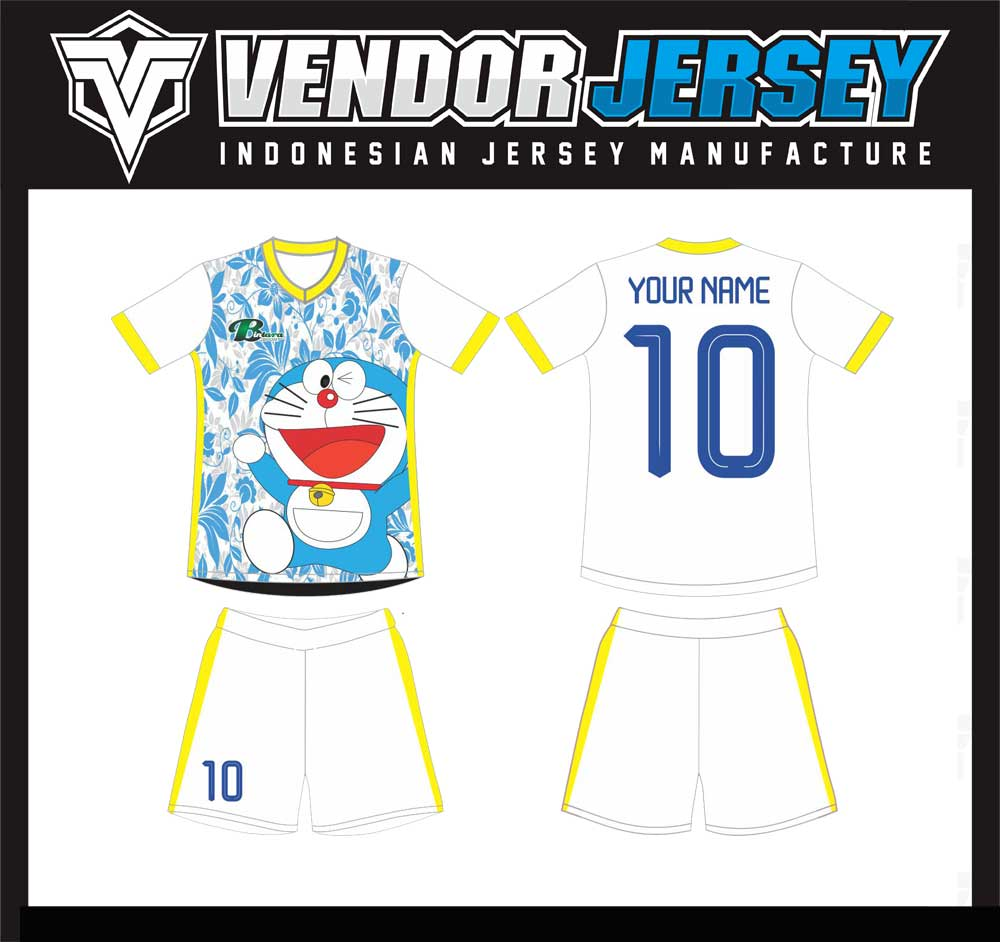 Jasa Pembuatan Baju Futsal Printing Di Purwokerto Yang Berkualitas