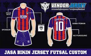 Jasa Pembuatan Kostum Futsal Di Purwokerto Harga Murah Berkualitas