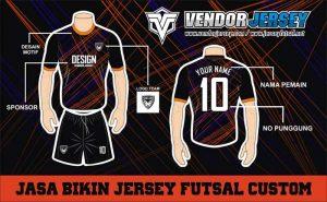 Tempat Bikin Baju Futsal Printing Di Purwokerto Yang Terpercaya